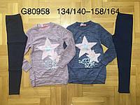 Комплект 2 в 1 для девочек оптом, Grace, 134/140-158/164 см,  № G80958, фото 1