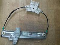 Механизм стеклоподъемника задней  (R)  Пежо 407  (Электрический)  R9644893680ARD Б/У