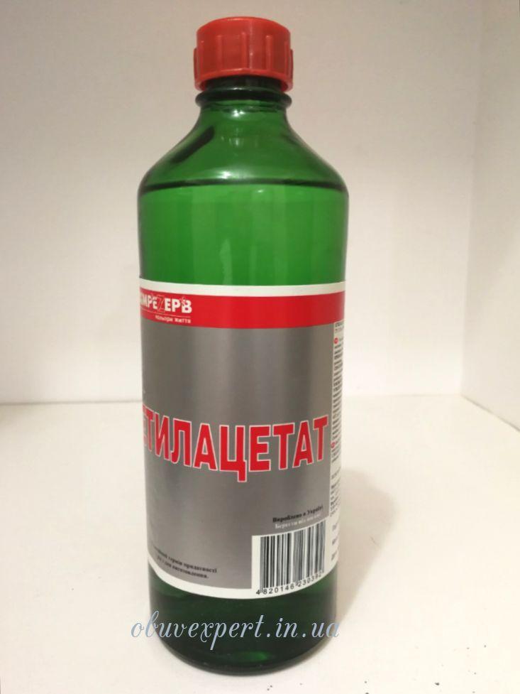 Этилацетат  (марка А) ТМ Химрезерв 0,44 кг