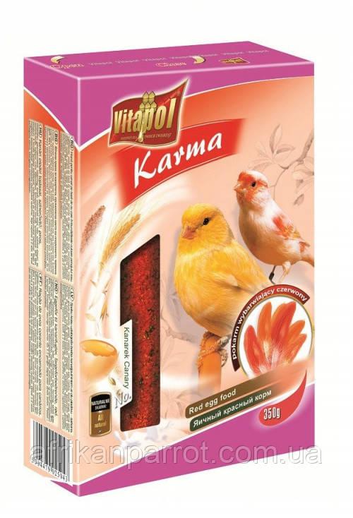 VITAPOL красный красящий корм для канарейки 500г