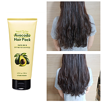 Маска для волос с авокадо ETUDE HOUSE Avocado Hair Pack