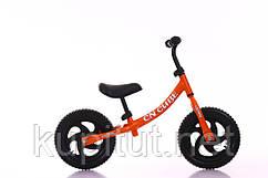 Беговел детский KIDIGO LX W от 2 до 6 лет, надувные колеса