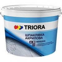 Шпатлевка финишная ТМ Триора 16 кг