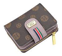 Жіночий гаманець BAELLERRY N1802 Fashion Wallet клатч Фіолетовий (SUN4843)