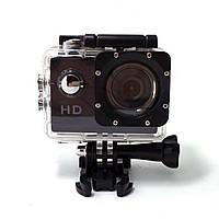 Мини-камера HD Sport Action + Аквабокс (black)