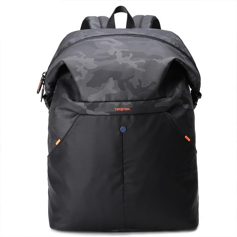 Городской рюкзак-мешок антивор Tangcool TC8029, с карманом для ноутбука, из водоотталкивающей ткани, 20л