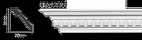 Карниз потолочный с орнаментом Classic Home New  HM-12055 лепной декор из полиуретана,