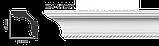Карниз потолочный с орнаментом Classic Home New  HM-12061Q лепной декор из полиуретана,, фото 2