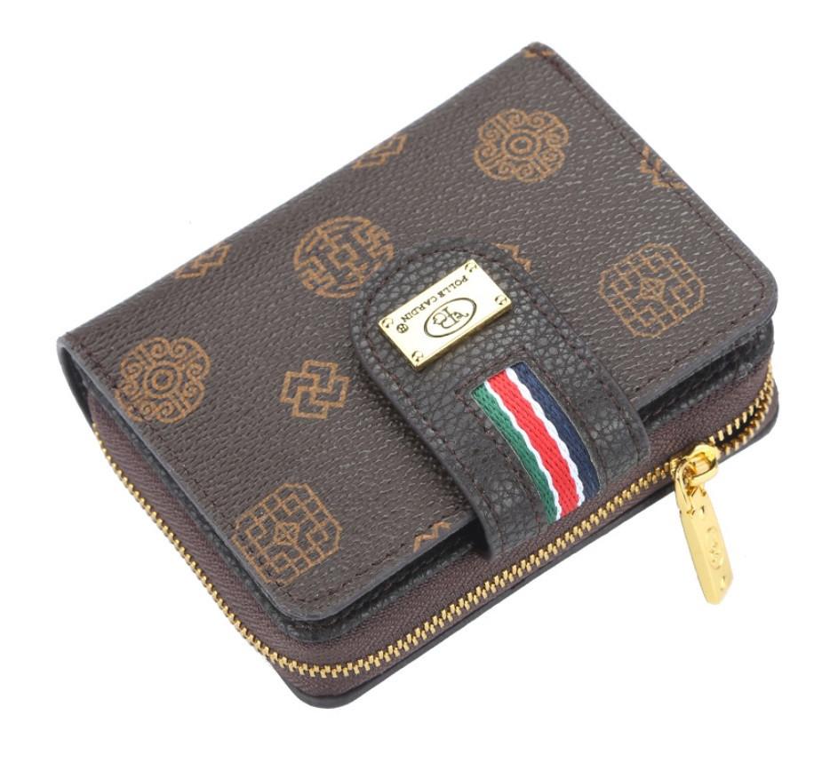Жіночий гаманець BAELLERRY N1802 Fashion Wallet клатч Коричневий (SUN4846)