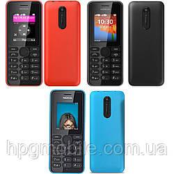 Корпус для Nokia 108 c клавиатурой