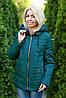 Куртка женская демисезонная трансформер в жилет, фото 10