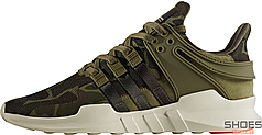 Женские кроссовки Adidas EQT Support ADV Camo Olive BB1307, Адидас ЕКТ