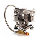 Пальник газовий з п'єзопідпалом, зі шлангом і підігрівом Tramp TRG-012. Горелка туристическая, фото 3