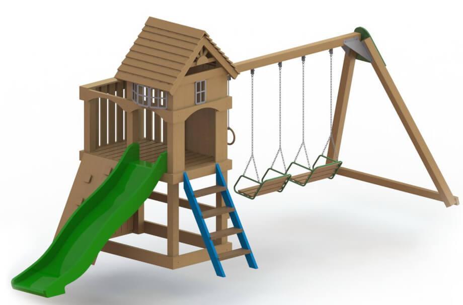 Детский комплекс Атлантис Kidigo (11-09.3/6-16)
