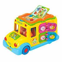 Игрушка Hola Toys Школьный автобус