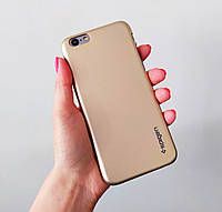 Чехол Spigen Thin Fit iPhone 6S\6 (HQ-копия), Gold