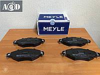 Тормозные колодки передние Рено Кенго 1997-->2008 Meyle (Германия) 025 219 8018