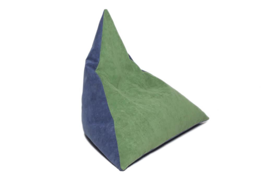 Кресло мешок KIDIGO Треугольник (ткань)  (KM-PT)