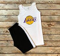 Майка + Шорты Los Angeles! Спортивный костюм мужской летний, фото 1