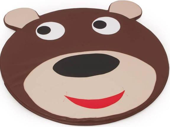 Детский коврик Мишка Kidigo, фото 2