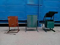 Контейнер для мусора из металла, фото 1