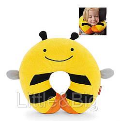 Подушка под шею. Пчелка.