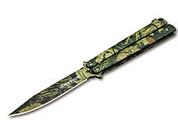 Нож Boker Magnum Balisong Camo