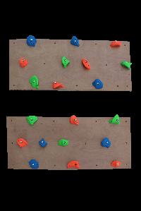 Траверсная стена «Шаги» (SDS03)