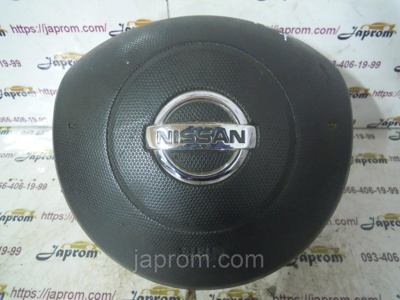 Подушка безопасности водителя в рулевое колесо NISSAN MICRA K12 2002-2010г.в.