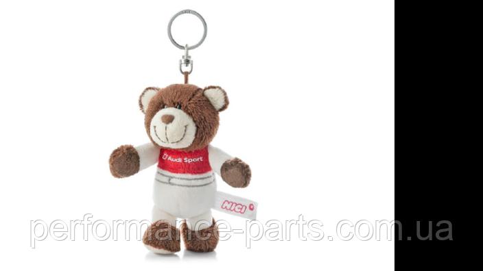 Брелок для ключей Audi Sport Teddybear 3181900100 Оригинал