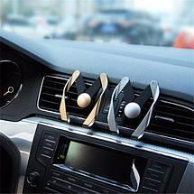 Автомобильный держатель для телефона ROCK AutoBot M vent car holde, магнитное крепление в машину, фото 2