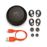 Беспроводные наушники JBL Free X Black
