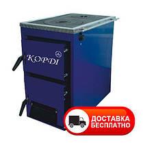 Котел-плита твердотопливный Корди АКТВ-10
