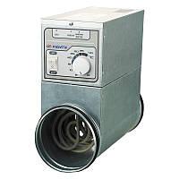 Электронагреватель канальный НК 150-3,4-1У