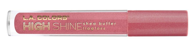 L.A. Colors High Shine Shea Butter Lipgloss 948 Sensual