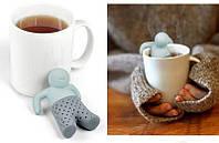 Силіконовий заварник для чаю Людина / Силиконовый заварник для чая человечек