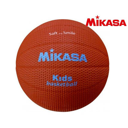 Мяч баскетбольный Mikasa SB512-BR, фото 2