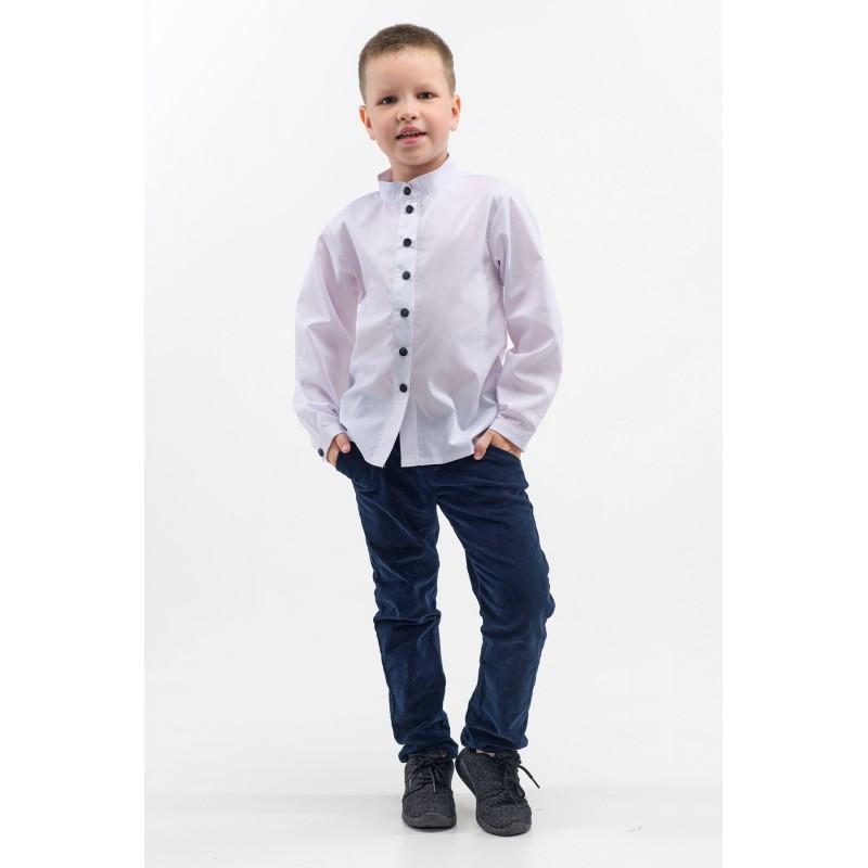 Рубашка Денис РРД 2402 белый