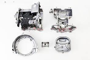 Циліндр для мотокоси к-кт (ЦПГ) 40мм з кришками HONDA GX35 (CG438) - 4Т