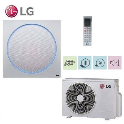 Кондиционер- LG Inverter Artcool Stylist (-15°C) A12IWK/A12UWK, фото 2