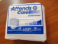 Подгузники-трусы для взрослых Attends