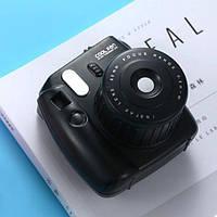 Мінівентилятор Фотоапарат GL229 Black/ Мини вентилятор Фотоаппарат GL229 Черный