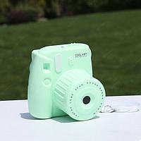 Мінівентилятор Фотоапарат GL229 Mint / Мини вентилятор Фотоаппарат GL229 Мятный