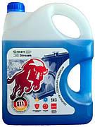 Антифриз ANTIFREEZE GreenStream G11 Blue 5кг 4,2L (синий)