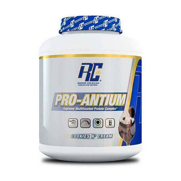 Комплексный протеин Ronnie Coleman Pro-Antium (2.27 кг)  ронни колеман про антиум клубника