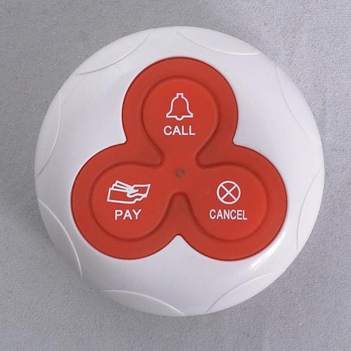 Кнопка вызова персонала R-333 Red Recs USA