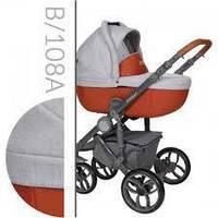 Детская универсальная коляска 2 в 1 BABY MERC BEBELLO