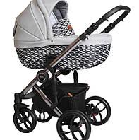 Детская универсальная коляска 2 в 1 BABY MERC BEBELLO Limited Edition