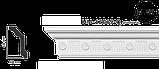 Карниз потолочный с орнаментом Classic Home New  HM-12069 лепной декор из полиуретана,, фото 2