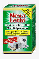 Nexa Lotte Insektenschutz 3in1 Nachfüllpackung - Запаска для электрического испарителя от насекомых 35 мл